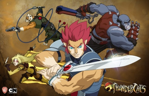 Thundercats Cartoon Network on Cartoon Network Just Provided Ir With New Artwork From Thundercats Set
