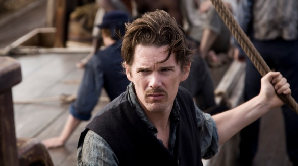 Ethan Hawke Starbuck Moby Dick